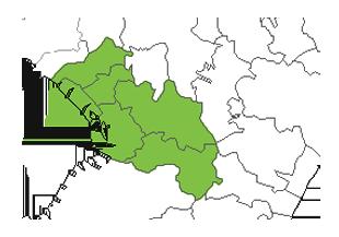 千葉県主要エリアマップ